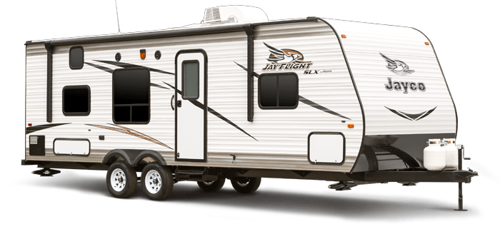 Jayco 26BHS (Slide Out) - RV Trailer