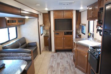 Jayco Jay Light - RV Trailer View