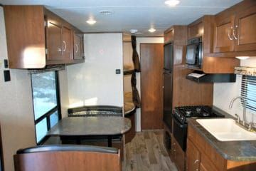 Jayco 26BHL - RV Trailer View