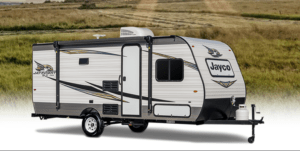 17' Jayco perfect for SUV's