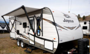 24' Jayco w/Outdoor Kitchen